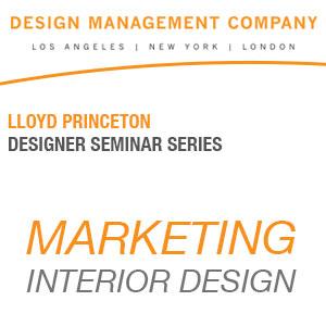Marketing Interior Design DVD