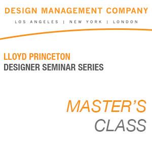 Designer business seminar Masters calss